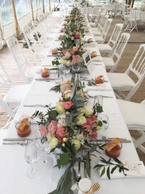 Le Jardin du Goût, Table Mariage du Traiteur en Ile de France Spécialiste du Mariage